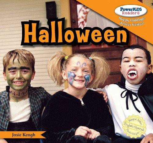 Halloween / Halloween (Powerkids Readers: Happy Holidays! / Felices Fiestas!) (Fiesta Usa Halloween)