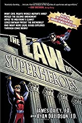 The Law of Superheroes by James Daily (2013-10-01)