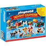 Playmobil 6624 Christmas on The Farm Advent Calendar with Santa Playset