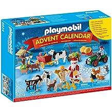 "Playmobil - Calendario ""Navidad en la granja"" (66240)"