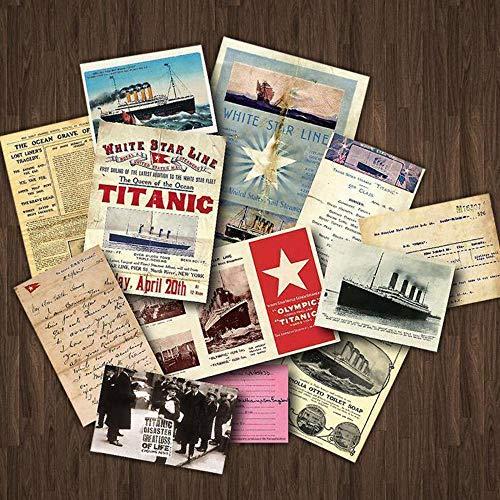 Titanic Memo rabilien de Juego