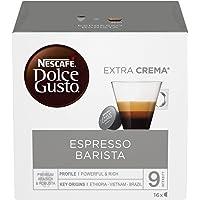 Nescafé Dolce Gusto Barista Caffè Espresso 6 Confezioni da 16 Capsule (96 capsule)