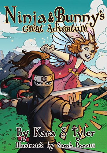 Ninja and Bunnys Great Adventure: A Picture Book for Kids ...