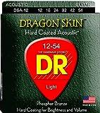 Best DR Strings Cuerdas Ukulele - DR DSA-12 Dragon Skin K3 - Cuerdas revestidas Review