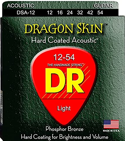 DR A DRAG DSA-12 Dragon Skin Handmade Magic Saite