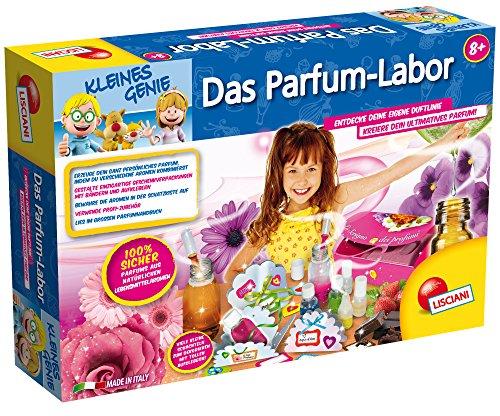 Preisvergleich Produktbild Lisciani 54503 - Das Parfüm Labor, Experimentierkasten