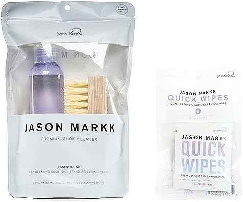 Jason Markk Säck & Nolde Premium Shoe Cleaning Kit