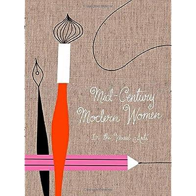 Mid century modern women in the visual arts