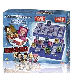 Código Lyoko – C. Lyoko Quién Es Quién 3D (Simba) 6018606