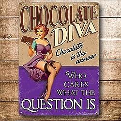 RKO Chocolate Diva, 9 x 6.5 cm