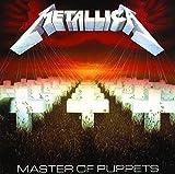 Metallica: Master of Puppets (LP) [Vinyl LP] (Vinyl)