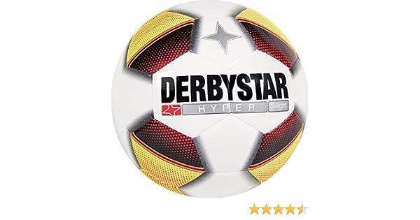 Derbystar Magic S-Light Fußball Jugendball E-Jugend F-Jugend Bambini rot 290g