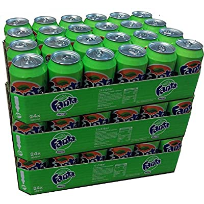 Fanta Exotic 72 x 330 ml