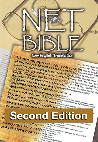 NET Bible Second Edition (with notes)