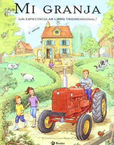 Mi granja (Castellano - Bruño - Pop-Up - Pop-Up) por Sheila Mortimer