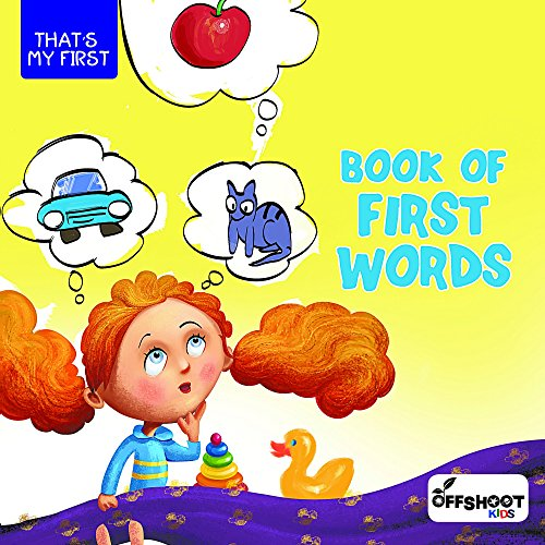 Books of First Words (Thats My First Series) por Offshoot