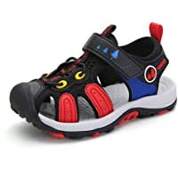Boy Sandals Closed Toe Sports Outdoor Summer Beach Shoes