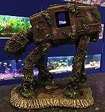 Mezzaluna Gifts Space Robot Dog Large Aquarium Fish Tank Ornament