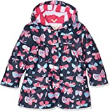 Hatley Girl's Classic Printed Raincoat