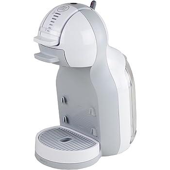 Krups KP 1201 Cafetera multibebida Nescafé Dolce Gusto Mini Me Más 48 Cápsulas - Color blanco