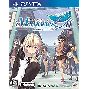 5Pb Games Memories Off Innocent Fille PS Vita SONY Playstation JAPANESE VERSION