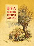 B.S.A. MOTOR CYCLING ANNUAL (1937) (English Edition)
