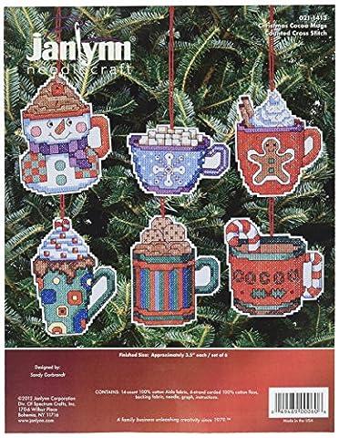 Janlynn, Weihnachten Becher Kakao Ornaments