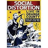 Social Distortion - Live In Orange County [Edizione: Regno Unito]