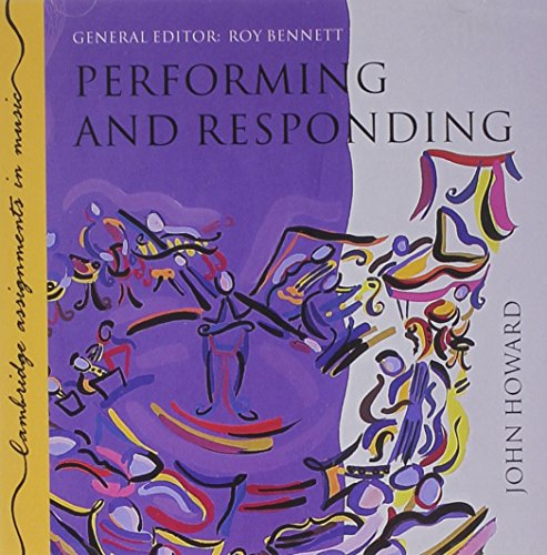 Performing and Responding CD