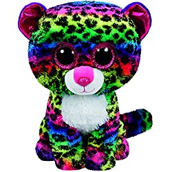 TY - Beanie Boos Dotty, leopardo, 15 cm, multicolor (United Labels Ibérica 37189TY)