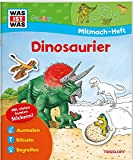 Mitmach-Heft Dinosaurier: Dino-Rätsel