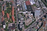 MF Matthias Friedel - Luftbildfotografie Luftbild von Pappelallee in Hamburg (Hamburg), aufgenommen am 30.07.99 um 12:08 Uhr, Bildnummer: 0768-18, Auflösung: 3000x2000px = 6MP - Fotoabzug 50x75cm