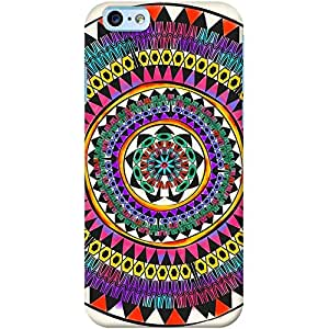 DailyObjects Tribal Mandala Case For iPhone 6