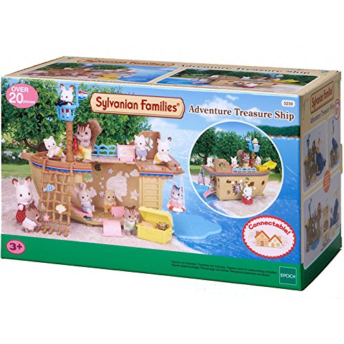 sylvanian-families-adventure-treasure-ship