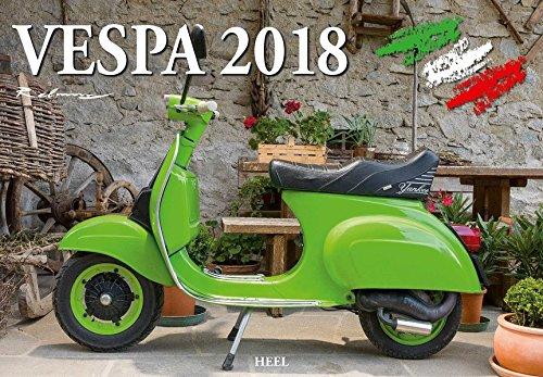 Vespa 2018: Italienischer Kult auf zwei Rädern (Frühling Roller Rad)