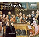 Fasch : Concerti from Dresden and Darmstadt