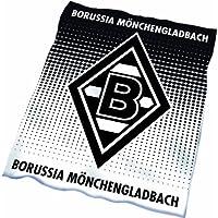 Borussia Gladbach - Coperta in pile, a pois