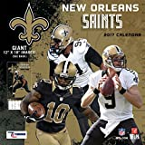 NEW ORLEANS SAINTS Kalender Wandkalender NFL Football 2017