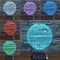 Specifica: Potenza spesa: 0.012kw.h / 24 ore Qty del LED: 8pcs Durata della vita del LED: 10 mila ore Base: 3,42 * 3,42 * 1,69 pollici (8,7 * 8,7 * 4,3 centimetri) Tensione: 5V Come usare: 1. Pannello in acrilico Inserire nella base LED 2. Co...