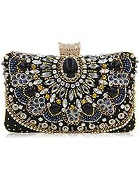 Luxus Abendtasche Handtasche Perlen Kristall Tasche Schultertasche Brauttasche Spezieller Sommer Sale Damentaschen