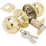 Wolfpack - Deurknop met sleutels, messing.
