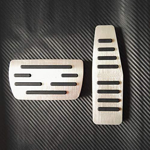 JNXZHQC Ricambi Auto Pastiglie Freno Pedale acceleratore Antiscivolo Set Pedali Freno. per Chevrolet Captiv