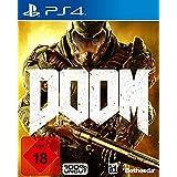 DOOM - 100% Uncut - Day One Edition - [PlayStation 4]