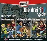 01/3er Box-Folgen 1-3 (Die erste Box) - Die Drei ??? Kids