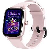 Amazfit GTS 2 Mini Smartwatch Reloj Inteligente Fitness Duración de Batería14 días 70 Modos Deportivos Medición del Nivel de