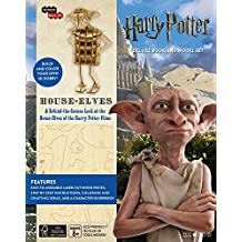 Harry Potter. House-Elves. Deluxe Book (Incredibuilds)