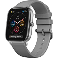 Amazfit Men's GTS Smartwatch, Gray