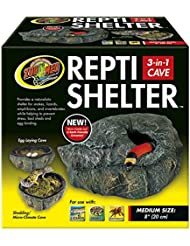 Zoomed grotte multifonction Repti Shelter 20 cm