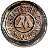 Harry Potter Pin Abzeichen Button Brosche Ministry Of Magic Siegel Wappen