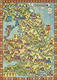 Argentum Verlag ARG00016 - Hansa Teutonica - Hansa Teutonica Britannia Erweiterung, Brettspiel